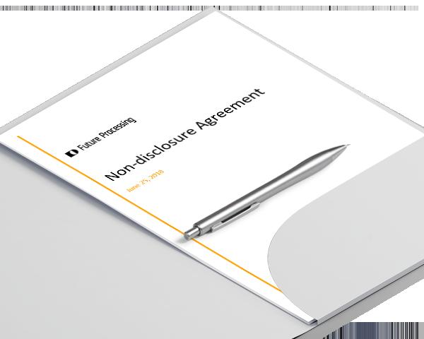 Free NDA Template For Software Development Projects Start Nearshoring - Nda template software development