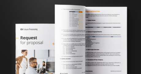 RFP template - how to write an RFP for software development?
