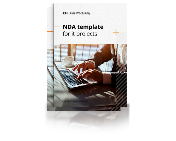 NDA template for software development projects