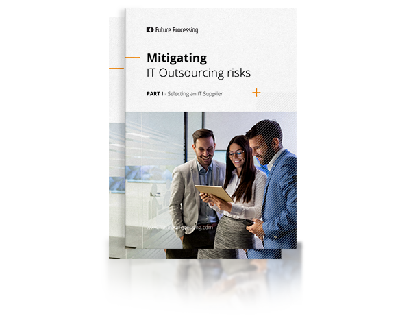 Mitigating IT Outsourcing Risks: Selecting supplier