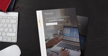 Ebook: Unlock the potential of nearshoring