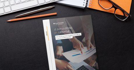 Informationsschrift: IT-Outsourcingszyklus
