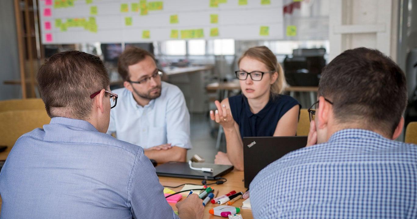 5 mögliche Ergebnisse von Analyse & Design