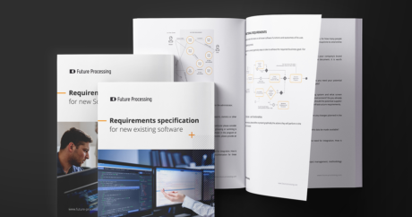 Software requirements specification template pack