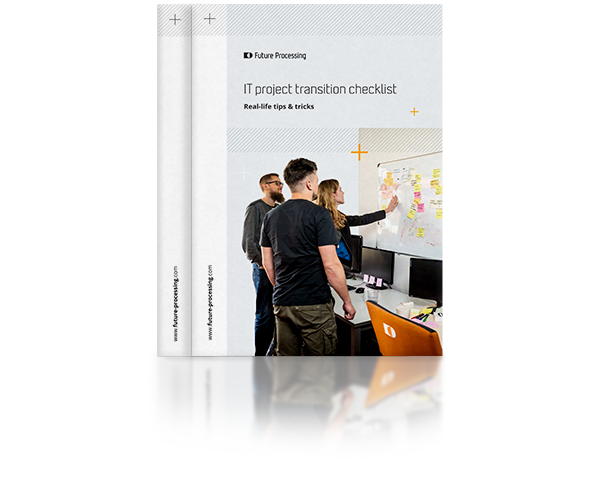 Whitepaper: IT project transition