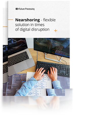 Whitepaper: Nearshoring - flexible solution in times of digital disruption