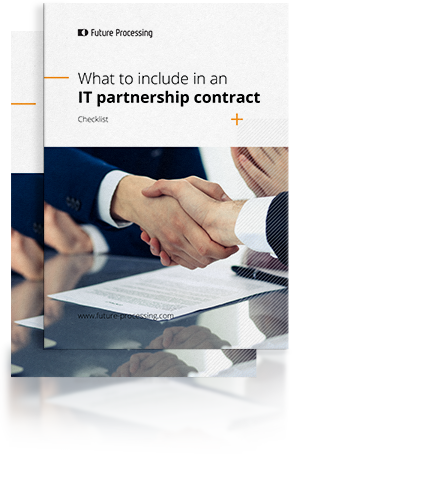WHITEPAPER: WHAT TO INCLUDE IN AN IT PARTNERSHIP CONTRACT