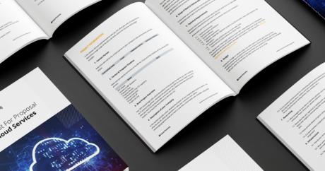 RFP-Vorlage für Cloud Services