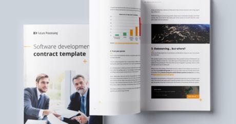 Mustervertrag für Softwareentwicklung
