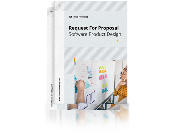 RFP template for Software Product Design
