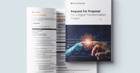 Ready-to-use template: RFP for a Digital Transformation Project